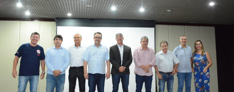 Prefeito Tenente Carlos é eleito presidente do CISTRI/SAMU