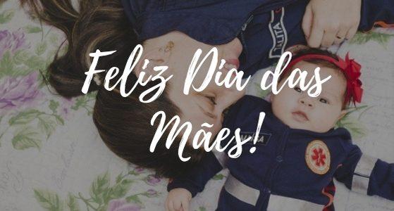 PARABÉNS, MAMÃES!!!